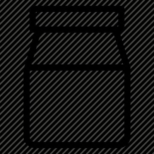 box, breakfast, drink, tools icon