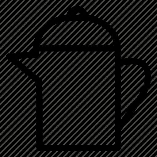 coffee, drink, jug, tea, water icon