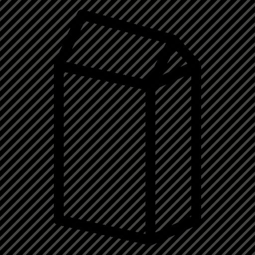 bottle, breakfast, dairy, drink, milk icon