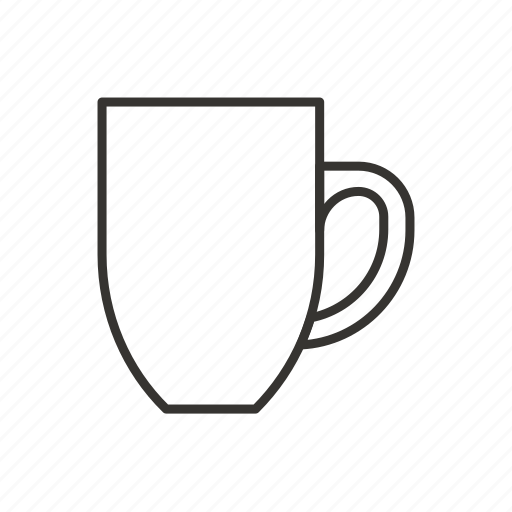 Coffee, cup, drink, mug, tea, tool icon - Download on Iconfinder