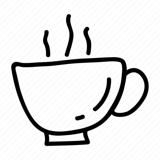 cooffee, cup, drink, food, fruit, meal icon