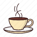 beverage, coffee, cup, mug, tea icon