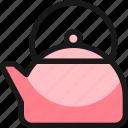 tea, kettle