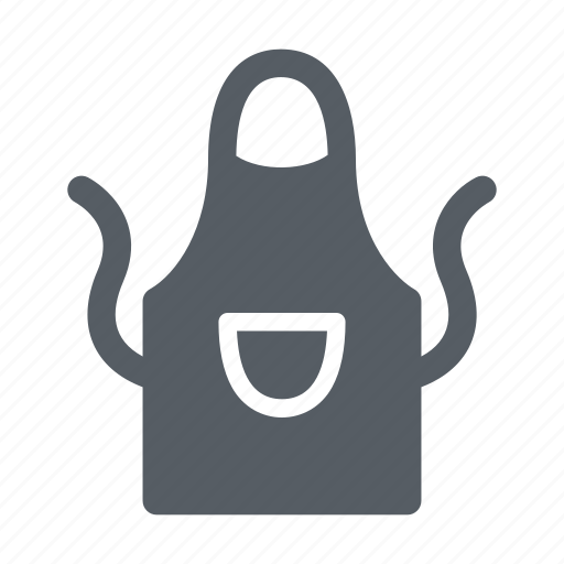 apron, barbecue, bbq, cooking, food icon