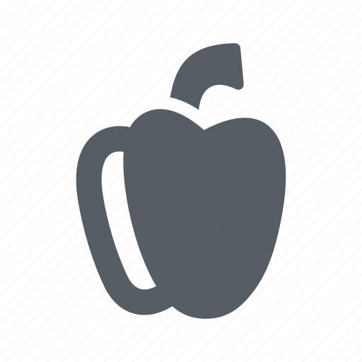 food, healthy, paprika, pepper, vegetable icon