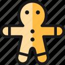 gingerbread, man