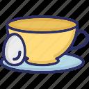 cappuccino, coffee cup, espresso, hot beverage, hot drink icon
