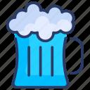 alcohol, beer, beer mug, drink, glass, mug, mug of beer