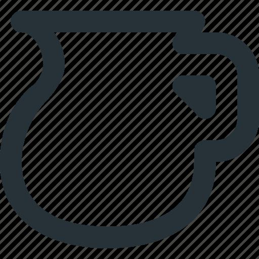 carafe, kitchen, restaurant, water icon