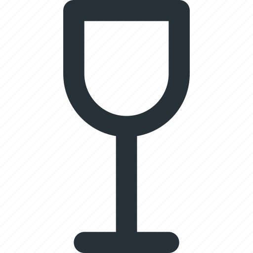 drink, fancy, glass, restaurant, wine icon