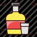 beverage, drink, juice, liquid, soft drink, whisky icon