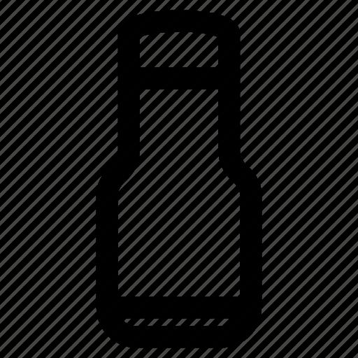 Bottle, drink, empty, soda icon - Download on Iconfinder