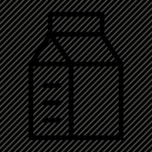 drink, equipment, food, milk, restaurant icon