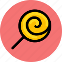 candy, lollipop, lolly, sweets icon