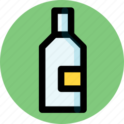 alcohol, bar, beer, cocktail, liqueur, wine icon