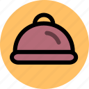 food, restaurant, waiter icon