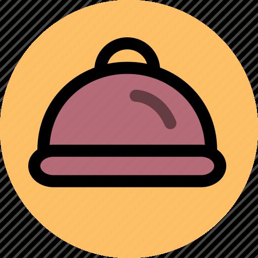 food, restaurant, waiter icon