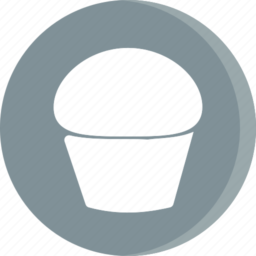cake, cooking, cup, fast, food, gastronomy, restaurant icon