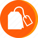 bag, cooking, fast, food, gastronomy, restaurant, tea icon