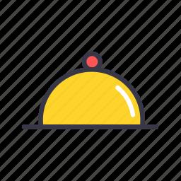 appliances, dinner, dish, food, kitchen, plate, restaurant icon