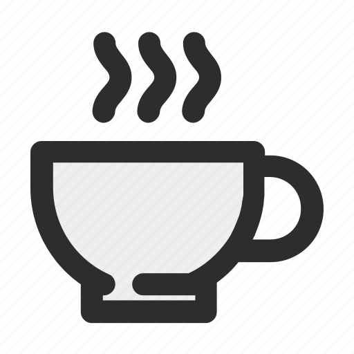 bean, bevearge, cafe, coffee, cup, drink, filled icon