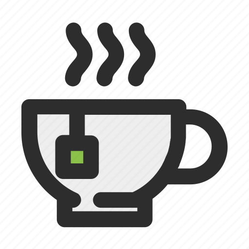 beverage, cup, drink, filled, healthy, hot, tea icon