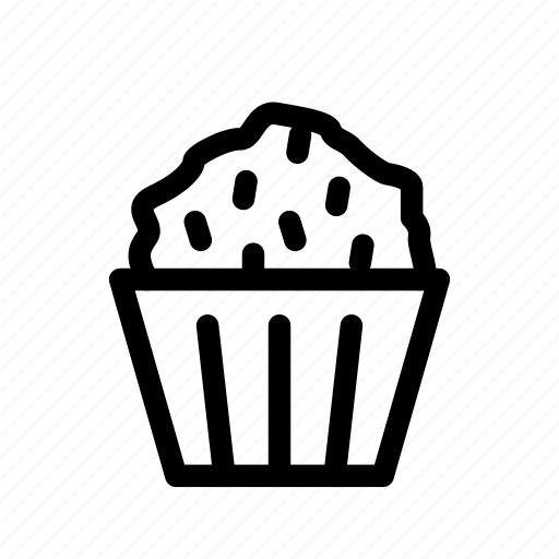 bakery, collection, food icon