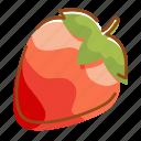 food, strawberry