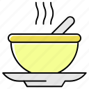 eat, food, healthy, meal, medicine, soup, vegetable soup icon