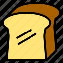 bread, delicious, egg, food, fruit, happy, vegetable icon