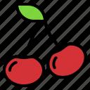 cherry, delicious, egg, food, fruit, happy, vegetable