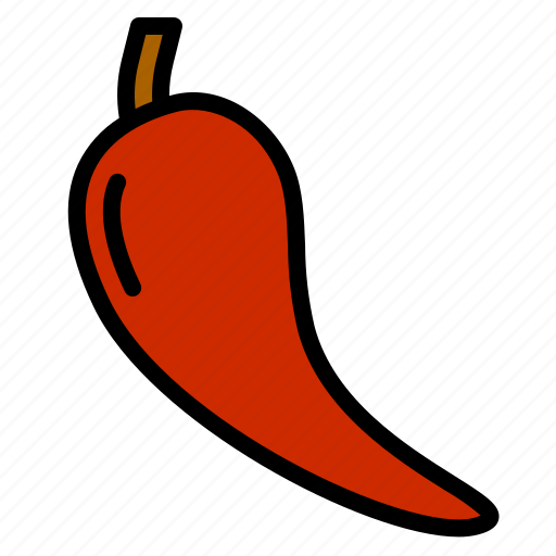 delicious, egg, food, fruit, happy, pepper, vegetable icon