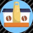 food, delivery, bevarage, coffee