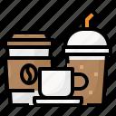 coffee, cup, drink, beverage, tea