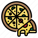 pizza, food, delivery, slice, italian
