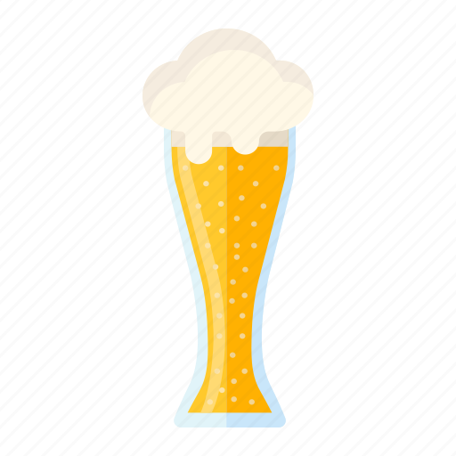 alcohol, bar, beer, drink, glass, pint, pub icon