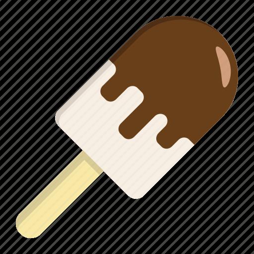 cold, cream, food, frozen, ice, sweet, tasty icon