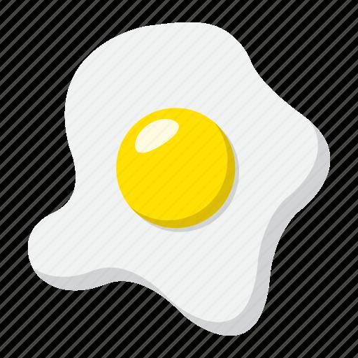 breakfast, eat, egg, food, nutrition, omelette, scrambled icon