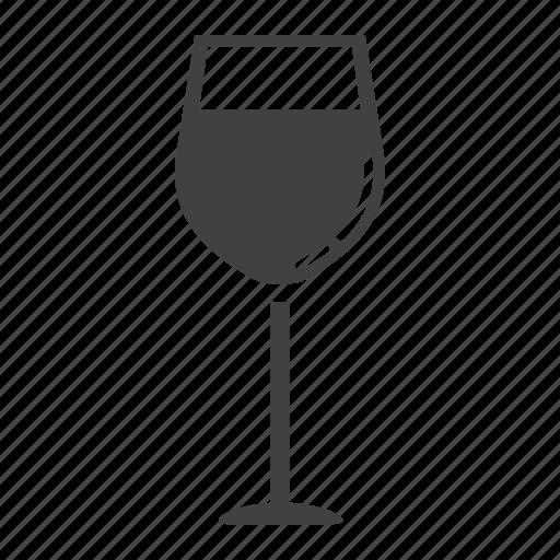 alcohol, bar, beverage, drink, glass, restaurant, wine icon
