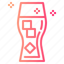beverage, cola, drink, sparking, water icon