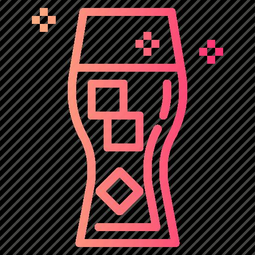 beverage, cola, drink, sparking, water icon