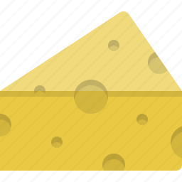 cheese, diary, food, kitchen, milk product icon