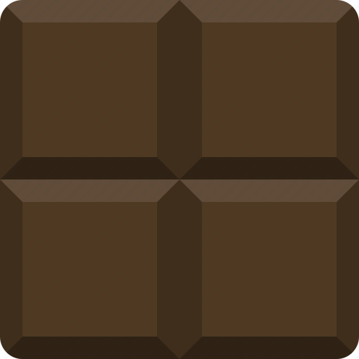 chocolate, cocoa, dessert, kitchen, sweets icon