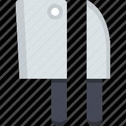 cooking, cut, cuttlery, kitchen, kitchen cuttlery, knife, restaurant icon