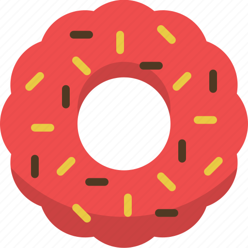 dessert, donut, kitchen, sweet icon
