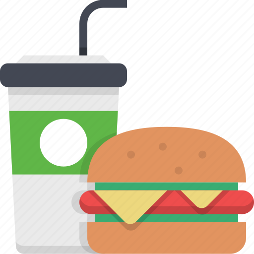 fast food, food, junk food, kitchen, meal, restaurant icon