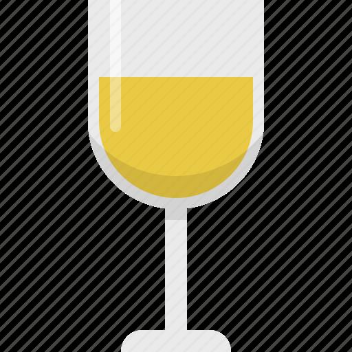 alcohol, champagne, glass, kitchen, restaurant, white wine, wine icon