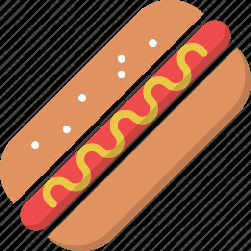 fast food, food, hot dog, junk food, macdonalds, sandwich icon
