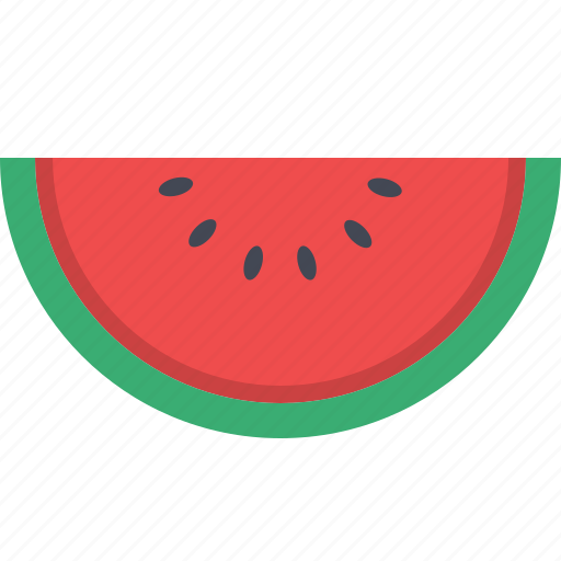 fruit, natural, organic, refresh, refreshing, summer, watermelon icon
