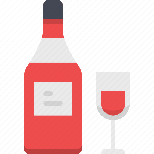 alcohol, beverage, drink, glass, red wine, restaurant, wine icon
